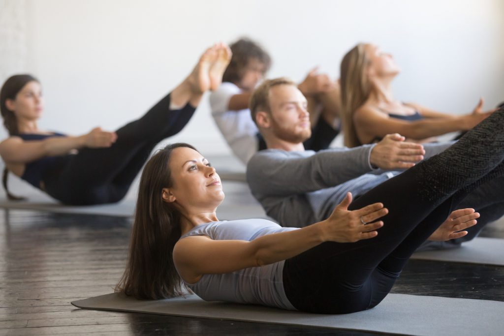 ... Physio Pilates  lezione gratuita in Humanitas Medical Care Milano ef294f3915b5